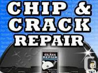 Advanced windscreen repair technology, repairs all
