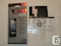 Screen protectors for sale - 2 pairs. Price is for all