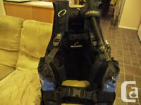 IF YOU SELECT !!  I have an Oceanic Flex BCD in a mens
