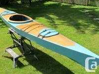 Chesapeake Light Craft design 16 foot kayak, includes