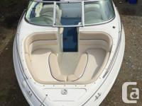 Get on the water this summer in a Sea Ray 190 -