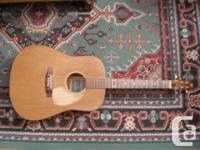 Seagull Model: Seagull 6 six string acoustic guitar -