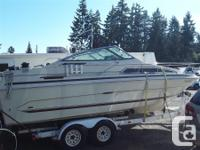 "- ""SeaRay Weekender"" - Mercruiser 260 Inboard Motor"