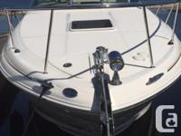 Very Clean SeaRay Sundance 280. This boat only has 330