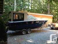 This a 1988 SEA_RAY power boat it is 26 feet has a 350