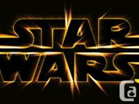 I'm searching for Superstar Wars Expanded Universe