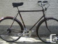 Sears - Free Spirit This bike, like all the bikes I