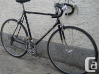 Sears - Free Spirit - light-weight, tall frame with