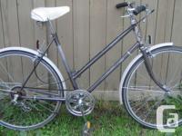 Sears - Free Spirit - Antique Cruiser - tall framework