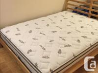 wholeHome Style Factory Glamis EuroTop Queen size