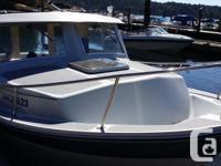 Seasport 19' Skipper: Volvo Penta Duoprop. and 9.9 HP