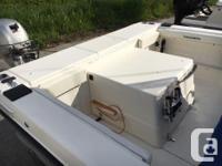Fresh water boat,has been in Lake Tahoe it's entire
