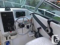 1999 Seaswirl Striper 2300 23' Great fishing boat. 2005