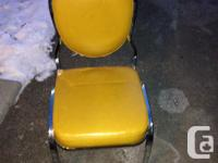 7 Chairs for sale. All by following minor harm to the