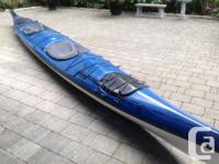 Stable Ocean Tandem Kayak Locally made. Rated high on