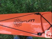 This 2007 Seaward Quantum kayak is in very good
