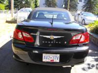 Make Chrysler Model Sebring Year 2008 Colour Black kms