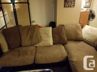 Getting rid of sectional because I because I purchased