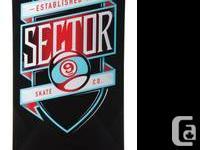 """Sector 9 Sprocket Platinum Complete Longboard - 38.5"""""""