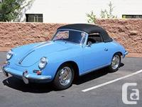 Make Porsche Model 356 Year 1960 Colour any kms 55555