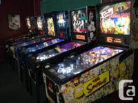 Have you been looking for a location to play Pinball?