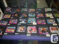We have an overall good selection of Sega Game Gear
