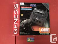 We currently have two Sega Genesis complete in original