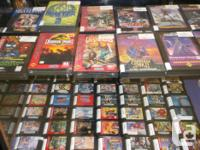 Item: We have a great selection for both the Sega