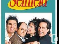 Seinfeld- Total Season 4 DVD unique edition box set.