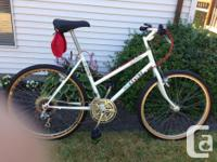 In almost as new condition, this bike has been