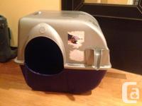 Selling my 'Self Cleaning' litter box. I'm moving to