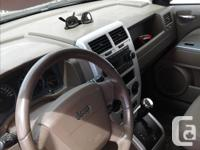 Make Jeep Model Compass North Edition Year 2008 Colour