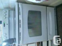We're selling perfectly working brand name fridge,