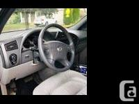Make Buick Model Rendezvous Year 2005 Colour Silver