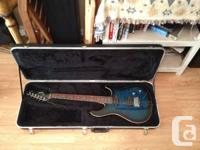 Looking to sell my Peavey Limited series exp and its