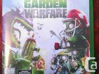 I'm looking to sell my copy of Plants Vs. Zombies: