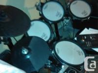Hello, i'd like to sell my Roland td-9 V drum