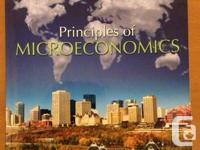 1) Principles of Microeconomics, 5th Canadian edition,