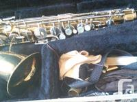Selling a Selmer Bundy Saxophone, once owned and used