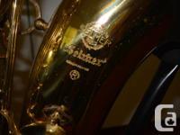 Selmer Paris Mark VII 1979 Vintage tenor saxophone.