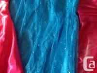 Teen semi formal dresses. size small or size 3/4, Like