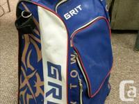 Senior Grit Hockey Bag asking $ 50.00. McKenny Custom