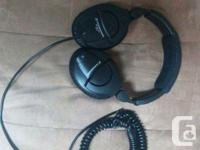 I have a pair of Sennheiser HD280 Pro Headphones in the