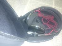 Sennheiser momentum on ear headphones only worn a