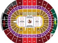 Ottawa Senators @ Canadian Tire Centre. Section 118 -