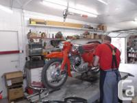 Make Honda Model Cb Year 1975 kms 65000 If you've been