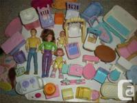 Hi there. I am looking for doll house furniture by