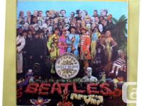 The Beatles Sergeant Peppers Lonely Hearts Club Band,
