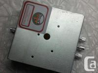 Series 3 power brake....3 wheel brake or 3 cable door