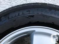 Original Ford Escape (2008-2012) alloy rims, that I